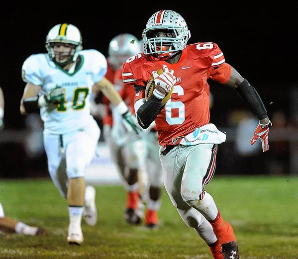 Parkland's Kareem Williams is the Athlete of the Week.