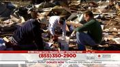 Telethon For Tornado And Typhoon Victims