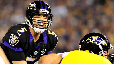 Ravens will wear black jerseys and pants vs. Steelers on Thanks…