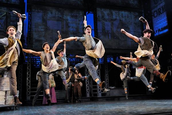 """Newsies"" will be coming to Waterbury in the fall."