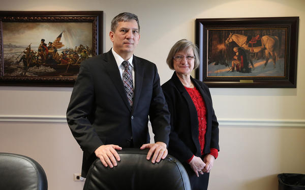 Christopher and Mary Ann Yep, owners of Oak Brook-based Triune Health Group, were the first Illinois Catholic business owners to sue over the mandate requiring them to provide insurance coverage for contraception.