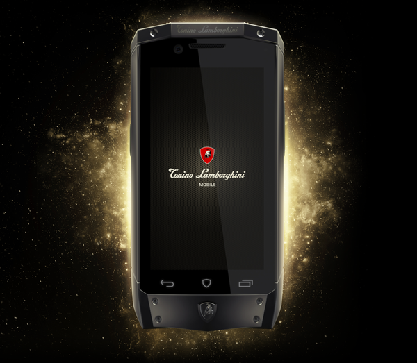 The Antares is a luxury smartphone designed by Tonino Lamborghini Group.