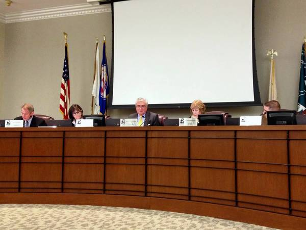 The St. Charles Liquor Control Commission discussed possible fees for late-night permits at a recent meeting.