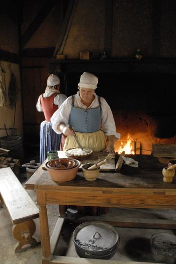 Foods and Feasts of Colonial Virginia Nov. 28-30