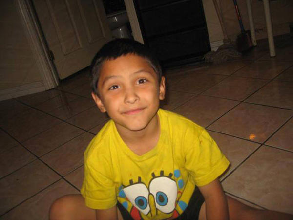 Gabriel Hernandez, the 8-year-old Palmdale boy who died, is shown here in an undated family photograph.