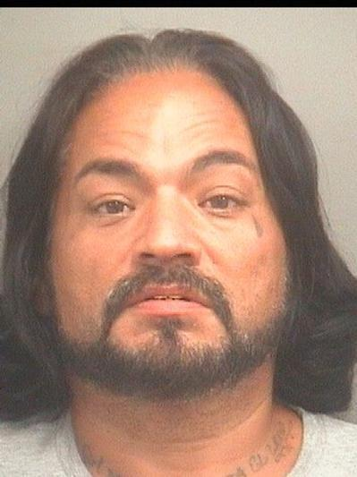 Wayne Cavazos, 45, is charged with sexual assault and lewd and lascivious behavior.
