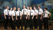 'Book of Mormon' sets record at Orlando's Bob Carr