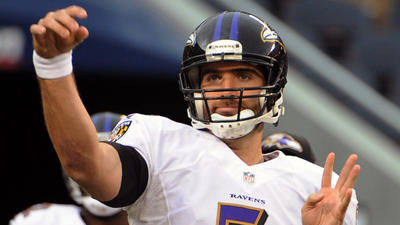 Peter Schmuck: Joe Flacco's frustration is understandable, but.…