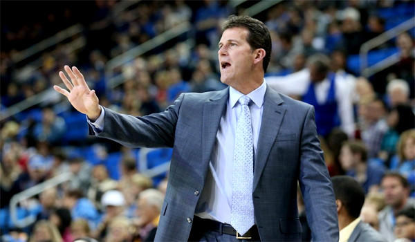 UCLA basketball Coach Steve Alford's team is ranked No. 19 in the country by the Associated Press and is undefeated through its first five games.