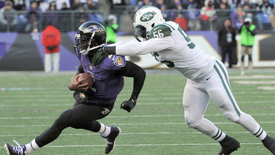 Film Study: Looking back at the Ravens win over the New York Je…