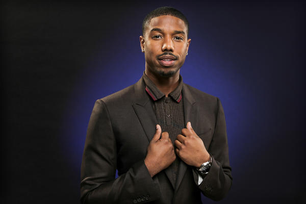 "Michael B. Jordan is nominated for the Spirit Award for male lead, for his performance in ""Fruitvale Station."""