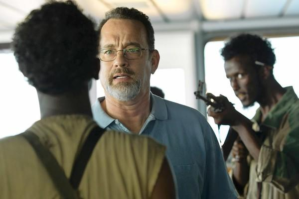 "Tom Hanks stars in ""Captain Phillips."""