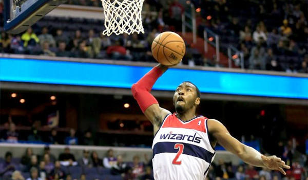 John Wall had 31 points for the Wizards as Washington defeated the Lakers, 116-111, on Tuesday at the Verizon Center in Washington, D.C.
