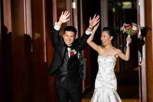 Niu-Yang wedding