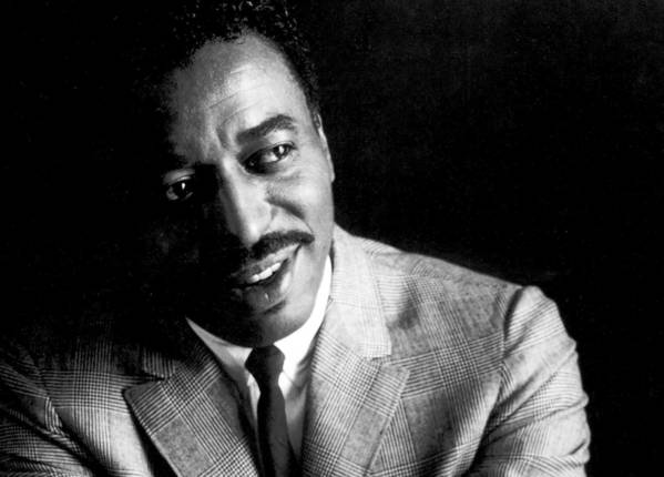 Jazz drummer Chico Hamilton in L.A. in 1958. Hamilton started his career while a student at Jefferson High, where he played with future jazz greats Buddy Collette, Charles Mingus and Dexter Gordon.