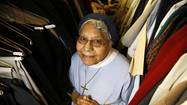 Sister Therese Mary Martinez, helps Mexican-American community