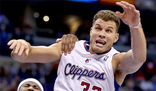 Blake Griffin had the bursa sac his right elbow drained after Sunday's game against the Chicago Bulls on Sunday.
