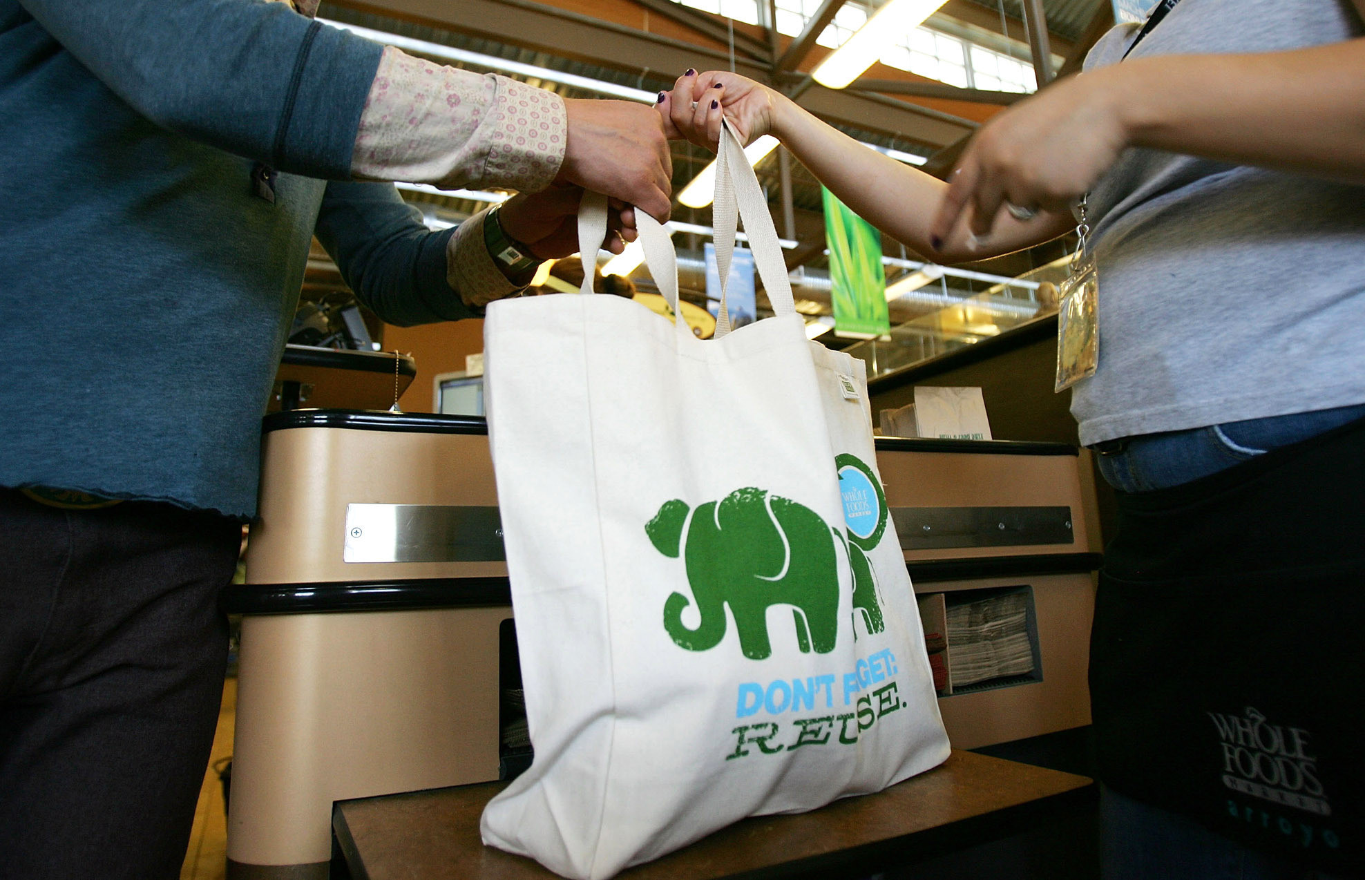 ban on plastic bag Plastic bag bans in the world one trillion plastic bags - single use there are other reasons to ban bags as well in kenya.