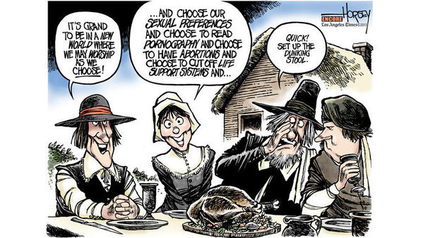 David Horsey | The Roots of Our Culture Wars / www.trbimg.com