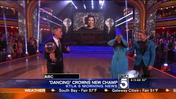Glee Actress Amber Riley Wins 'Dancing With The Stars'
