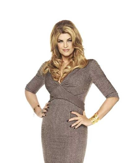 "Kirstie Alley in ""Kirstie"" on TV Land."