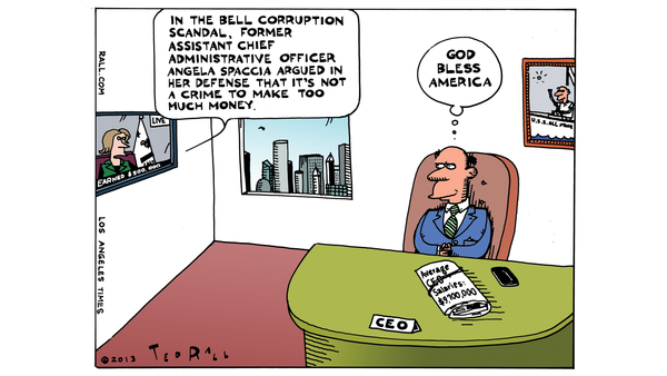 The Bell corruption scandal