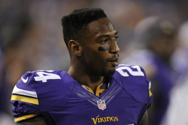 A.J. Jefferson was released by the Minnesota Vikings and charged with one count of felony domestic assault in the same week.