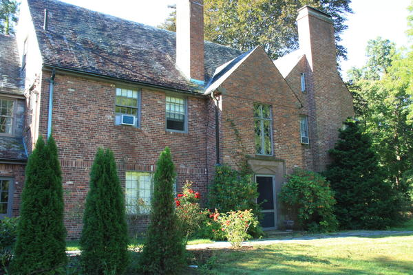 Katharine Hepburn's family home is one of the houses peopel can visit on the annual Holiday House tour on Dec. 8.