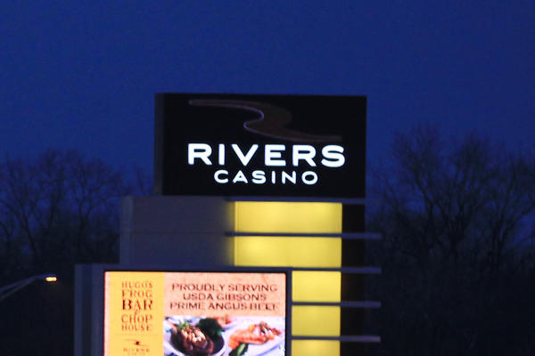 The Rivers Casino in Des Plaines on Tuesday, Dec. 18, 2012.