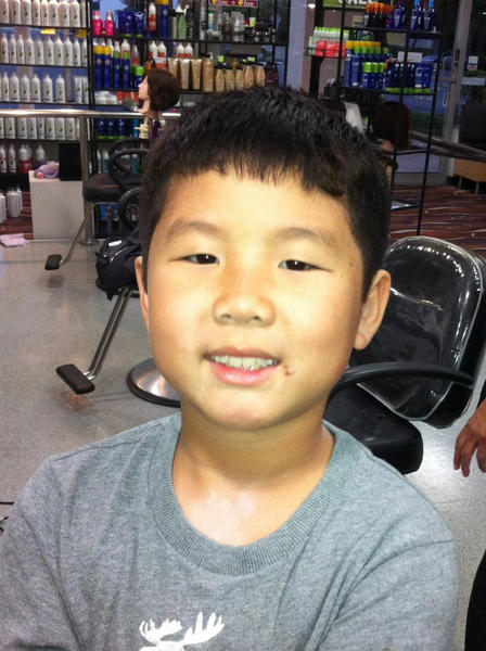 Aaron Vu was killed in a nail salon robbery in northwest Miami-Dade. Courtesy photo