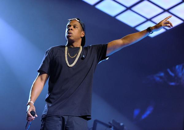 Jay Z, shown performing in October, is consulting with Barneys New York about racial profiling.