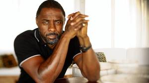 Portraying Nelson Mandela hits close to home for Idris Elba