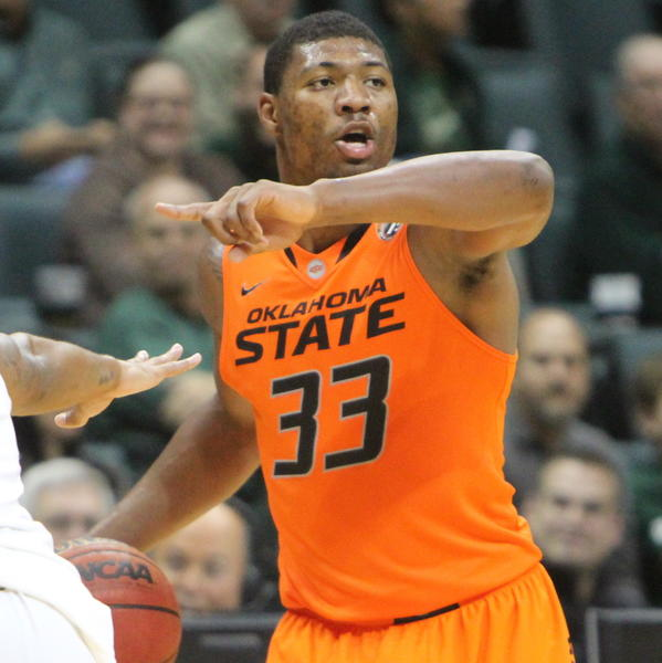 Marcus Smart bypassed the NBA after a stellar freshman year at Oklahoma State and he's looking even better as a sophomore. He'll be in action at the Old Spice Classic at ESPN's Wide World of Sports on Thursday, Friday and Sunday.