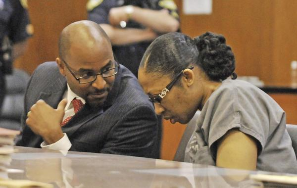 "31-year-old Marissa Alexander from Jacksonville received a 20-year sentence for firing a shot at her husband in what she claims was self-defense. The court decided that she was ""angry"" and not in fear of her life when she fired a warning shot at her husband, who has a history of domestic violence."