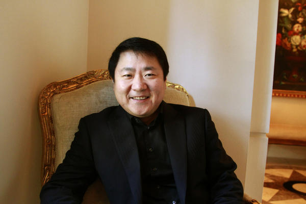 Yu Dong, chief executive of Chinese film studio and distributor Bona, plans to make 45 films over the next three years.