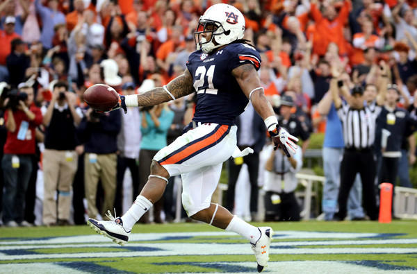 Running back Tre Mason and Auburn have made their way into the biggest game of the season when the Tigers host rival Alabama in the Iron Bowl on Saturday.