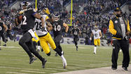 Ravens 22, Pittsburgh Steelers 20 [Pictures]