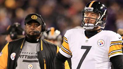 BEHIND ENEMY LINES Steelers' comeback effort against Ravens was…