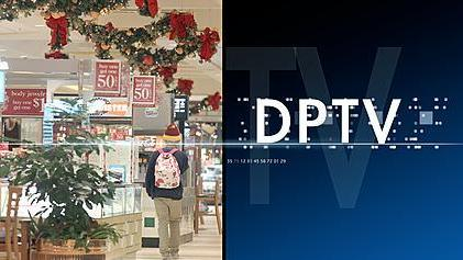 VIDEO: Black Friday, Savvy Shopper Inside DPTV