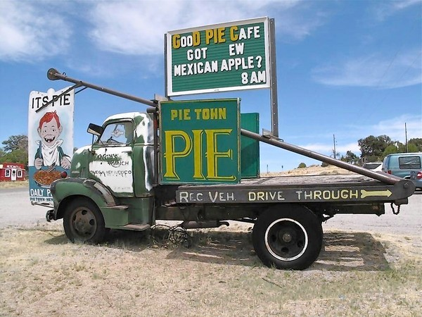 New Mexico's Pie Town delivers