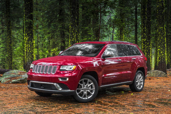The Jeep Grand Cherokee diesel points the brand in a luxury direction that will also see the return of the Grand Wagoneer model in the future.