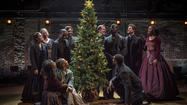 Center Stage presents vibrant, affecting production of 'A Civil War Christmas'