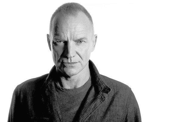 Sting says he's invigorated by the challenge of his first Broadway musical.