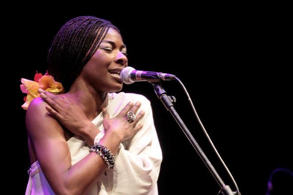 Singer Buika
