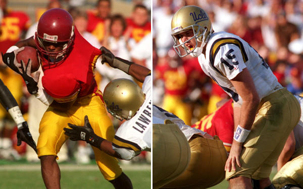 Receiver Johnnie Morton guaranteed a USC victory in the rivalry game one year in August, while quarterback Wayne Cook and his senior class finished 4-0 against the Trojans.