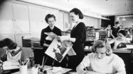 72 years before 'Frozen,' Walt Disney spoke on women in animation