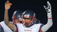 Adams throws 6 TDs as No. 11 Franklin advances to state championship