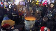 Ukrainian police clear Kiev's Independence Square of protesters