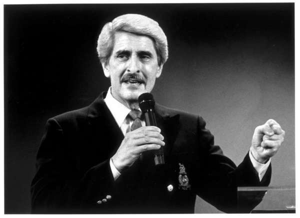 Paul Crouch, founder of Trinity Broadcasting Network, dies at 79