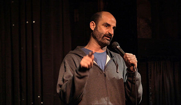 Brody Stevens Comedian Brody Stevens Stars in The New